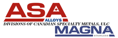 ASA Alloys Inc Logo